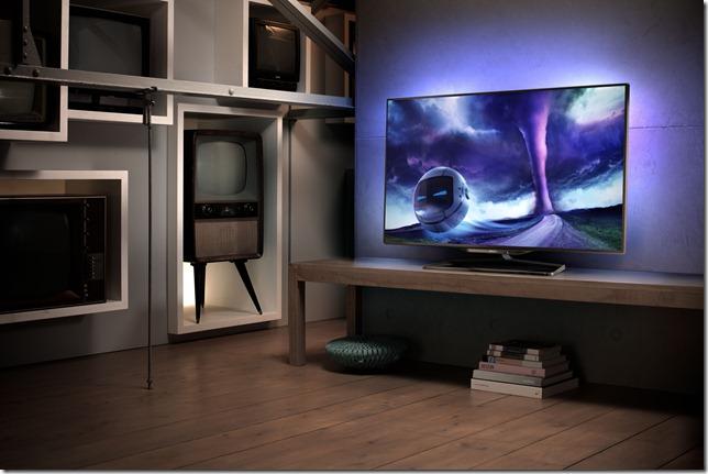 Philips 2013: Alle Informationen zur 8008er TV-Serie (Update 2)